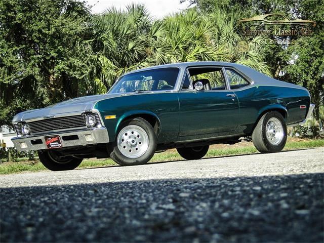 1970 Chevrolet Nova (CC-1299257) for sale in Palmetto, Florida