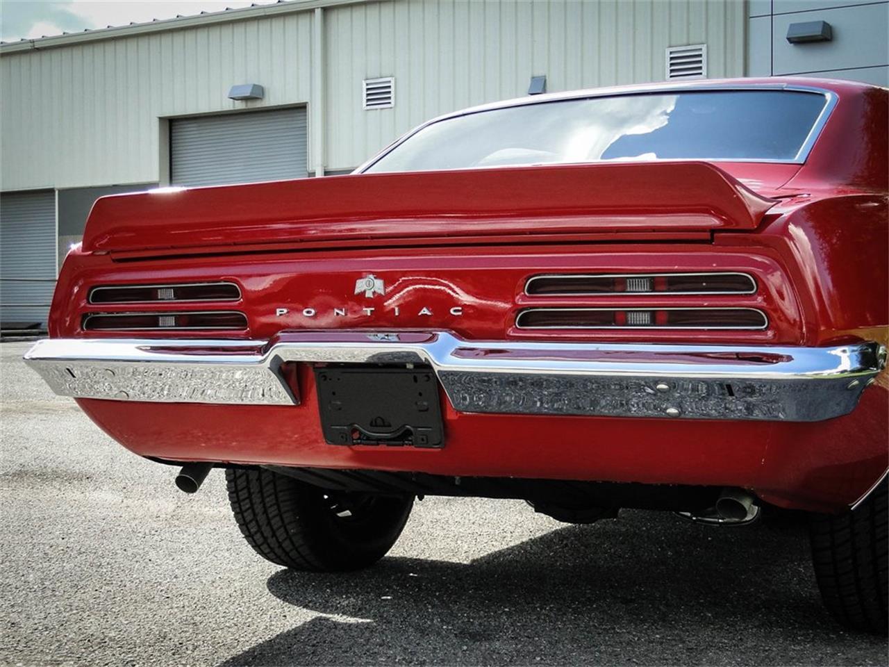 1969 Pontiac Firebird (CC-1299262) for sale in Palmetto, Florida