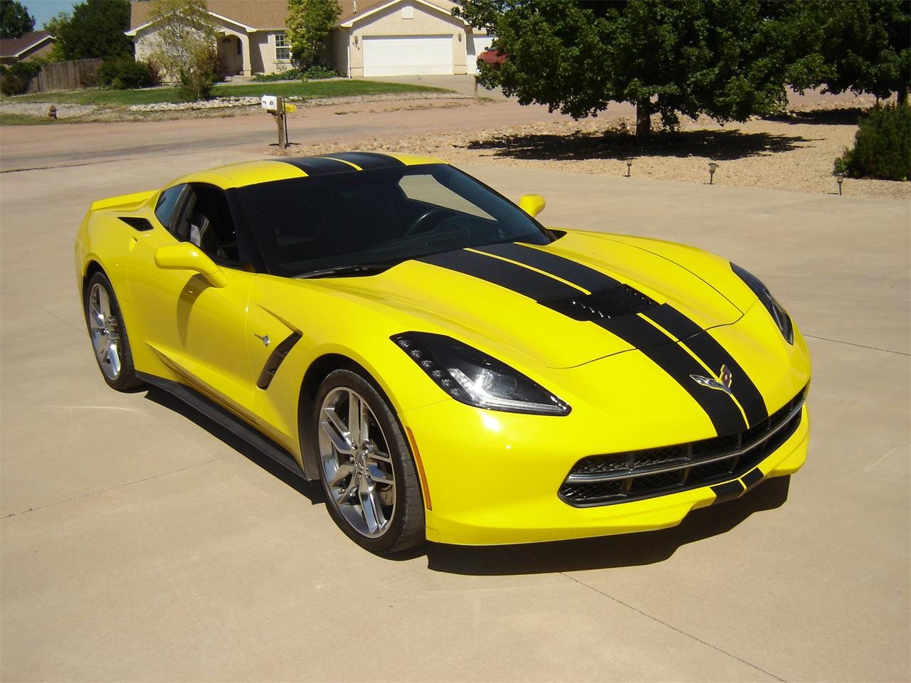 2015 Chevrolet Corvette (CC-1299265) for sale in Pueblo West, Colorado