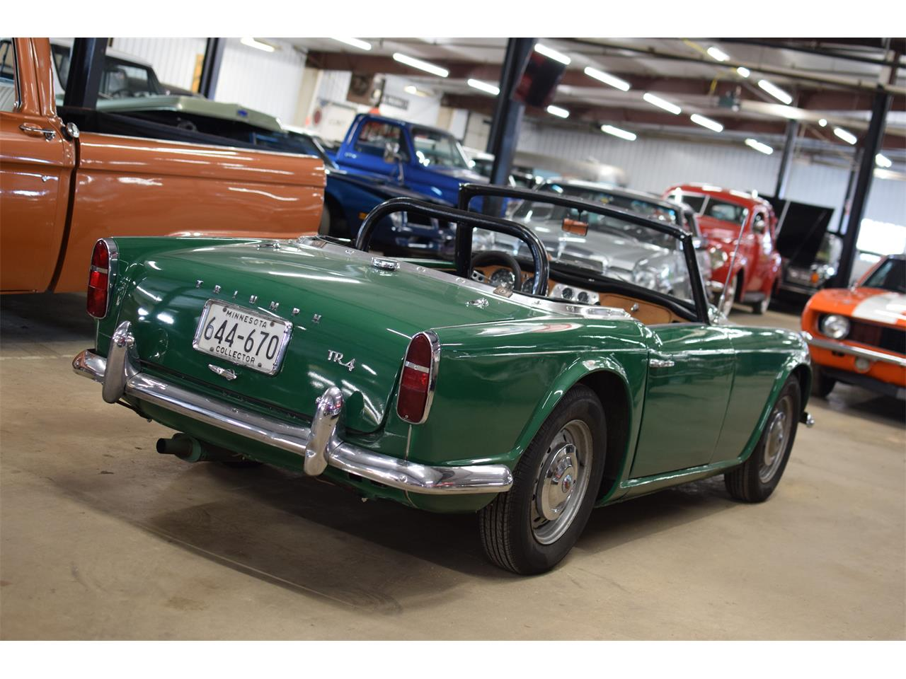 1962 Triumph TR4 (CC-1299266) for sale in Watertown, Minnesota