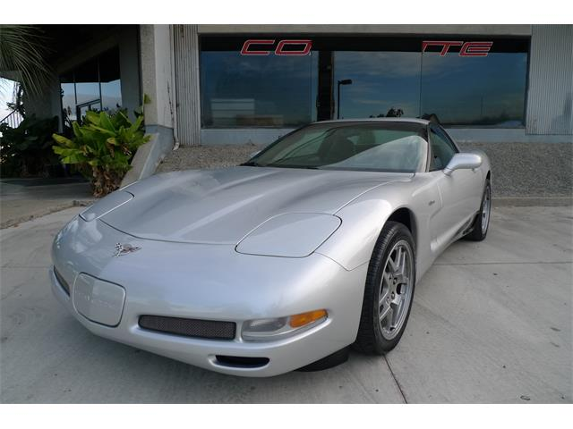 2003 Chevrolet Corvette Z06 (CC-1299267) for sale in Anaheim, California