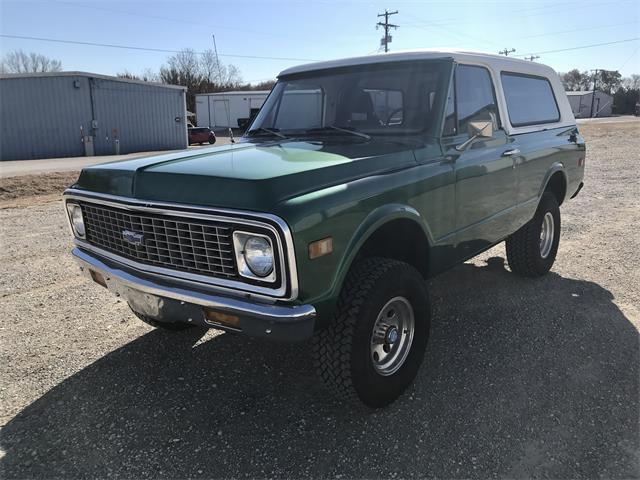 1972 Chevrolet Blazer (CC-1299291) for sale in Sherman, Texas