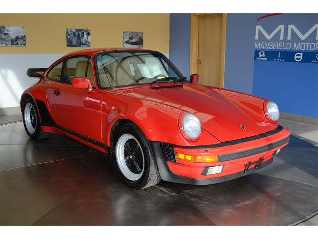 1988 Porsche 911 Turbo (CC-1299292) for sale in Mansfield, Ohio