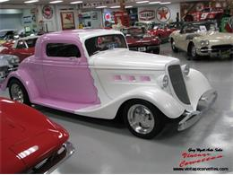 1934 Ford 3-Window Coupe (CC-1299294) for sale in Summerville, Georgia