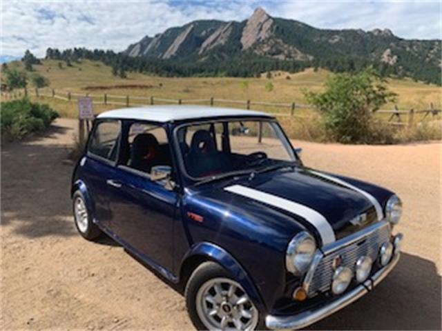 1978 Austin Mini (CC-1299296) for sale in Boulder, Colorado