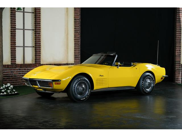 1972 Chevrolet Corvette (CC-1299350) for sale in Scottsdale, Arizona