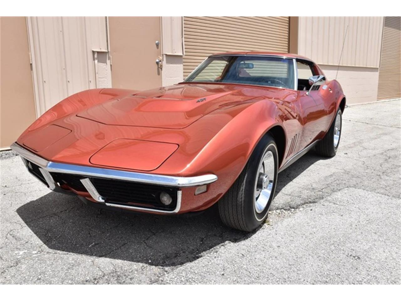 1968 Chevrolet Corvette (CC-1299362) for sale in Scottsdale, Arizona