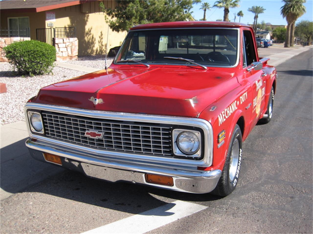 1969 Chevrolet C10 (CC-1299363) for sale in Scottsdale, Arizona