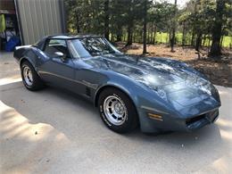 1982 Chevrolet Corvette (CC-1299368) for sale in Scottsdale, Arizona