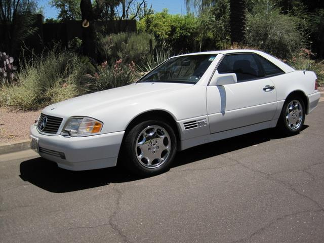 1995 Mercedes-Benz SL600 (CC-1299431) for sale in Scottsdale, Arizona