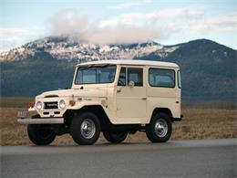 1974 Toyota Land Cruiser FJ40 (CC-1299455) for sale in Scottsdale, Arizona