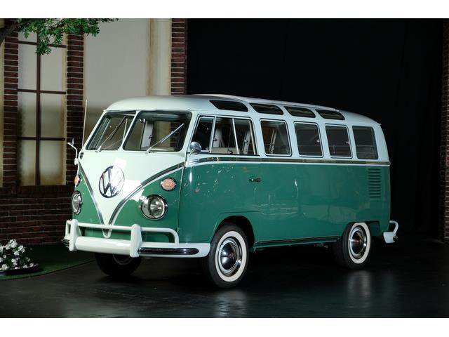 Astounding 1964 To 1966 Volkswagen Bus For Sale On Classiccars Com Evergreenethics Interior Chair Design Evergreenethicsorg