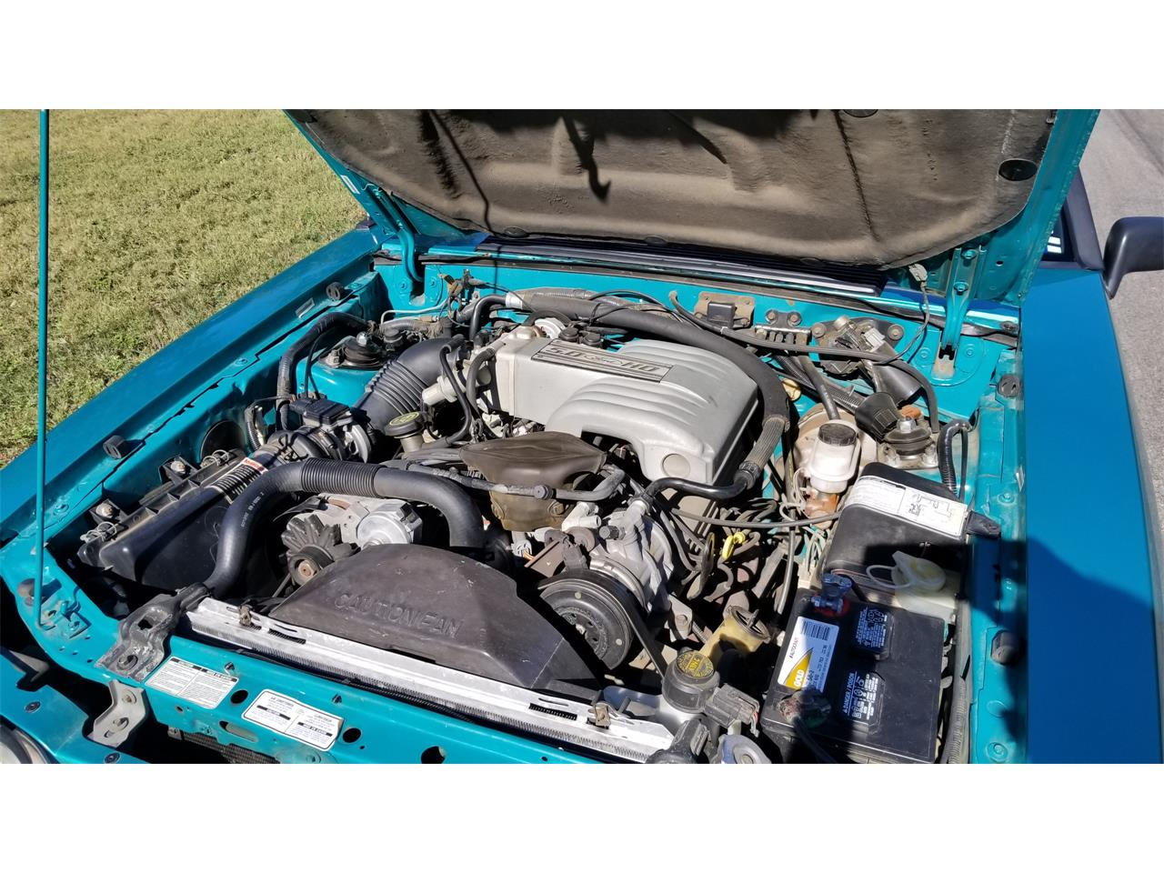 1992 Ford Mustang (CC-1299466) for sale in San Antonio, Texas