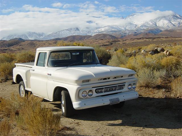 1961 Chevrolet C10 (CC-1299472) for sale in Big Pine, California