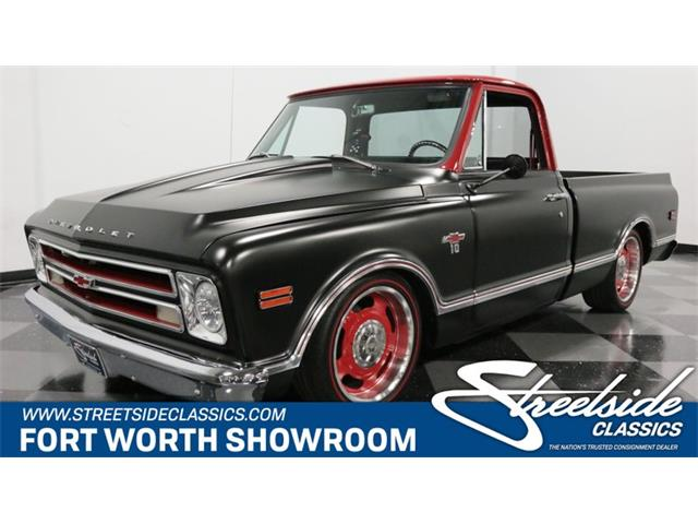 1972 Chevrolet C10 (CC-1299476) for sale in Ft Worth, Texas