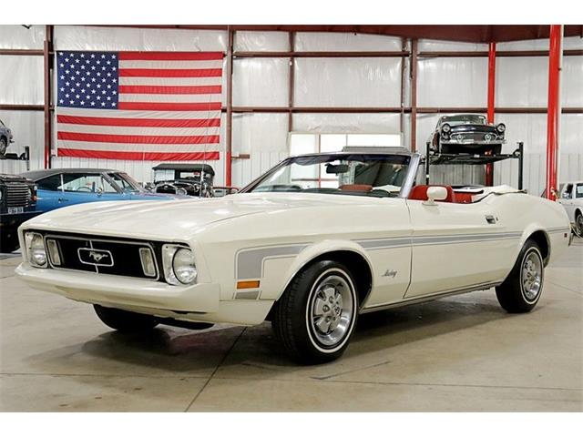 1973 Ford Mustang (CC-1299478) for sale in Kentwood, Michigan