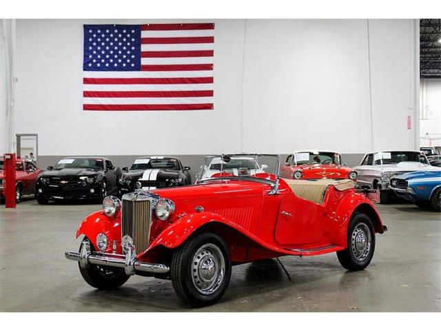 1950 MG TD (CC-1299481) for sale in Kentwood, Michigan