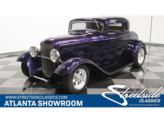 1932 Ford Coupe (CC-1299489) for sale in Lithia Springs, Georgia