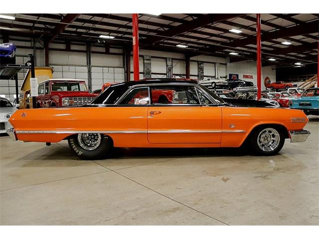 1963 Chevrolet Impala (CC-1299491) for sale in Kentwood, Michigan