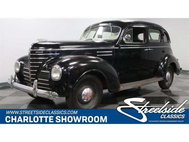 1939 Plymouth P-8 (CC-1299495) for sale in Concord, North Carolina