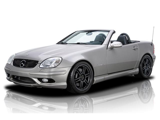 2003 Mercedes-Benz SLK-Class (CC-1299519) for sale in Charlotte, North Carolina