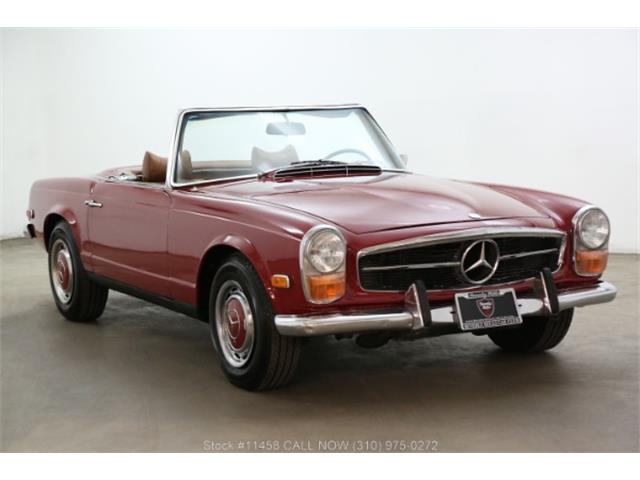1971 Mercedes-Benz 280SL (CC-1299524) for sale in Beverly Hills, California