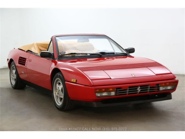 1989 Ferrari Mondial (CC-1299527) for sale in Beverly Hills, California
