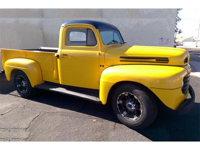 1950 Ford F3 (CC-1299541) for sale in Scottsdale, Arizona