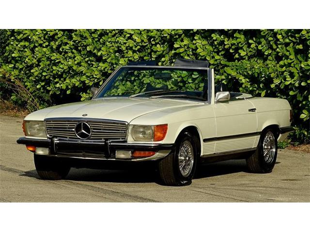 1972 Mercedes-Benz 350SL (CC-1299554) for sale in Punta Gorda, Florida