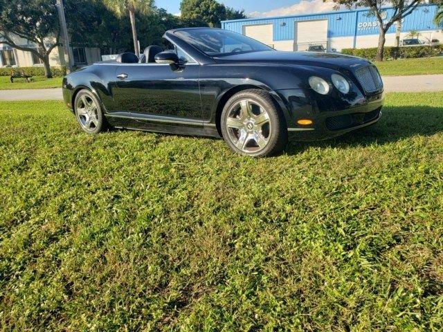 2007 Bentley Continental (CC-1299562) for sale in Punta Gorda, Florida