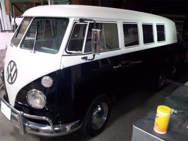 1966 Volkswagen Van