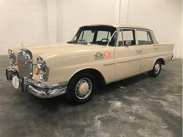 1964 Mercedes-Benz 220SE (CC-1299571) for sale in Jackson, Mississippi