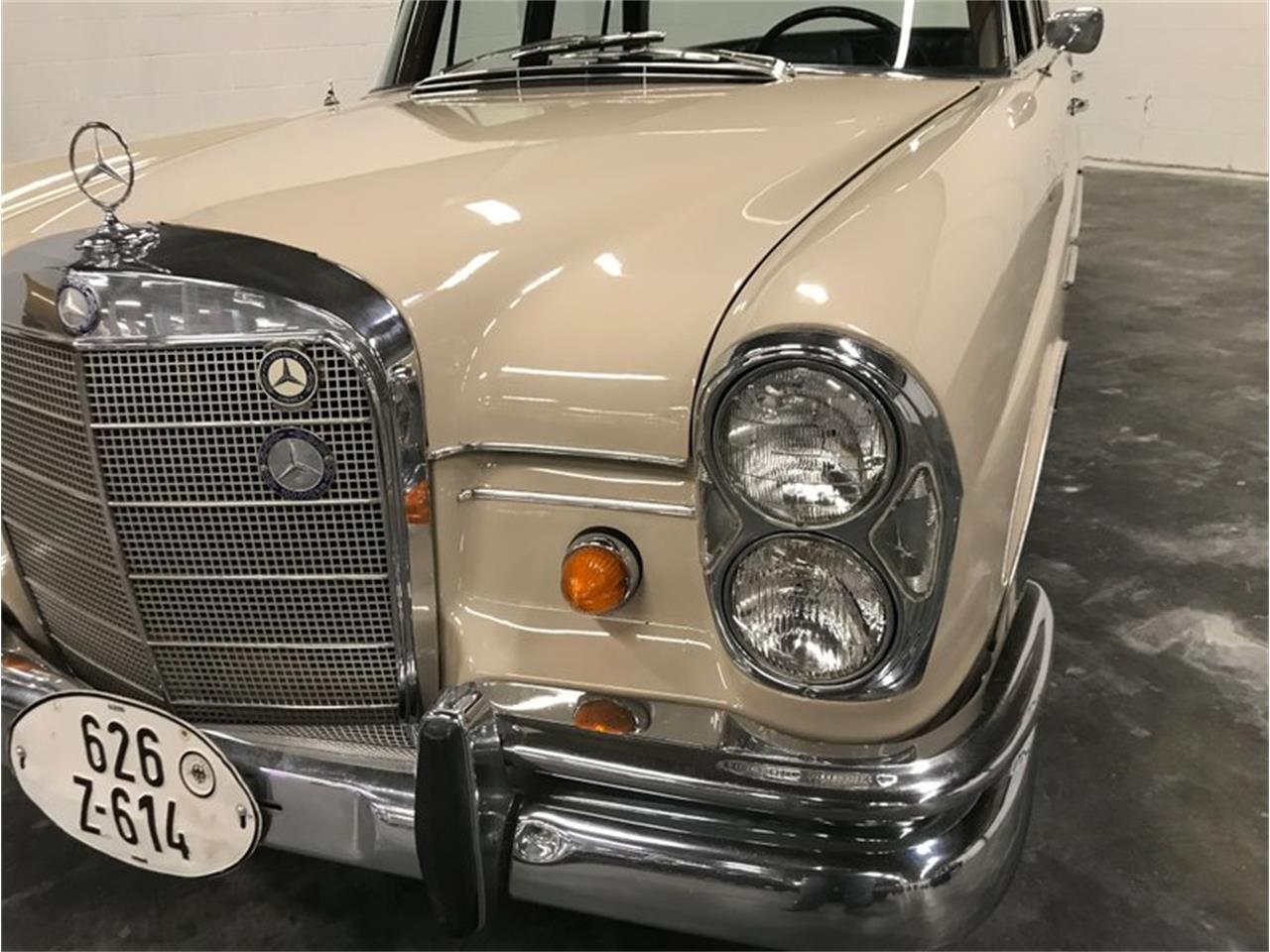 1964 Mercedes-Benz 220SE (CC-1299571) for sale in Jackson, Mississippi