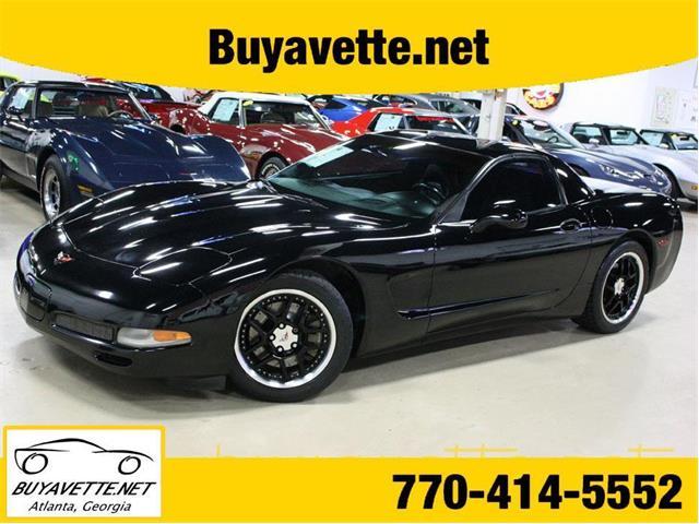2000 Chevrolet Corvette (CC-1299577) for sale in Atlanta, Georgia