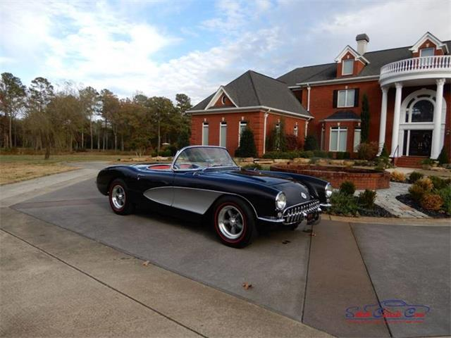 1956 Chevrolet Corvette (CC-1299581) for sale in Hiram, Georgia