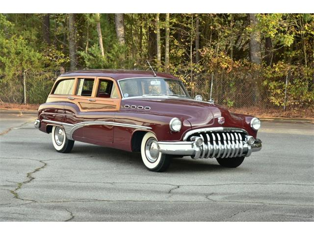 1950 Buick Estate Wagon (CC-1299582) for sale in Raleigh, North Carolina