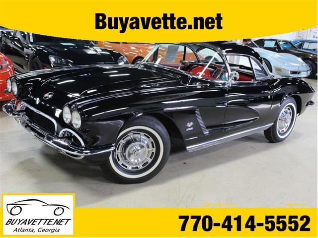 1962 Chevrolet Corvette (CC-1299583) for sale in Atlanta, Georgia