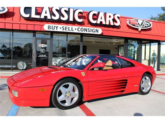 1990 Ferrari 348 (CC-1299593) for sale in Sarasota, Florida