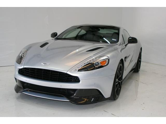 2014 Aston Martin Vanquish (CC-1299598) for sale in Houston, Texas