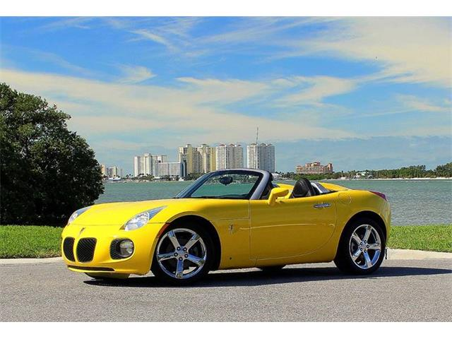 2008 Pontiac Solstice (CC-1299606) for sale in Clearwater, Florida