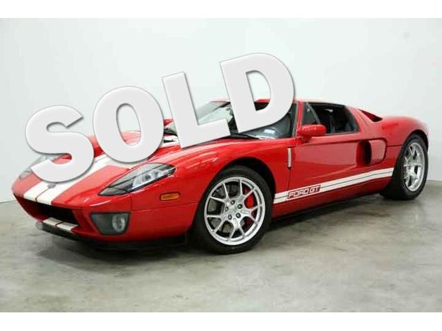 2005 Ford GT (CC-1299612) for sale in Houston, Texas