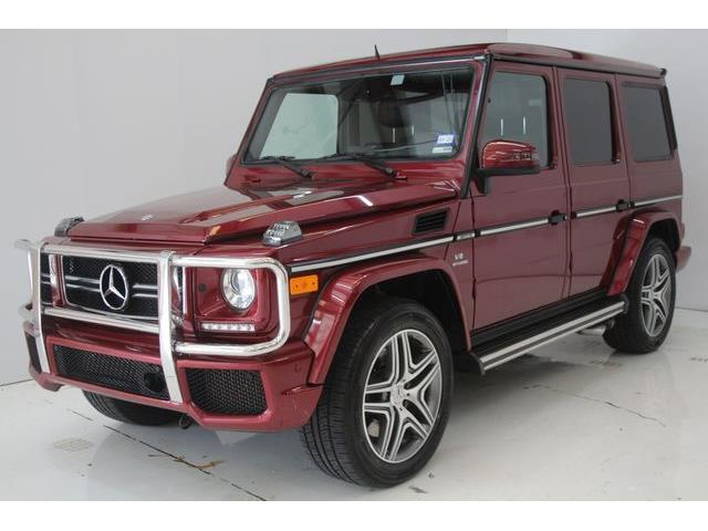 2013 Mercedes-Benz G-Class (CC-1299613) for sale in Houston, Texas