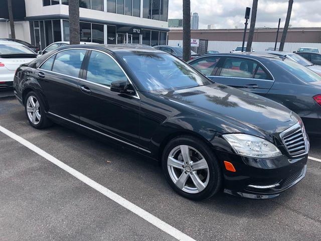 2010 Mercedes-Benz S550 (CC-1299625) for sale in Houston, Texas