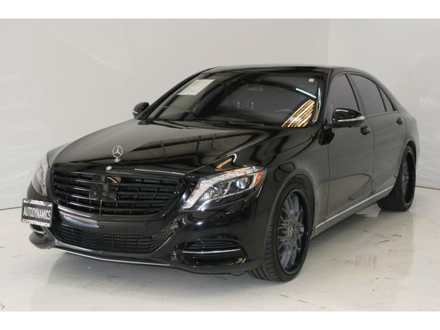 2016 Mercedes-Benz S550 (CC-1299629) for sale in Houston, Texas