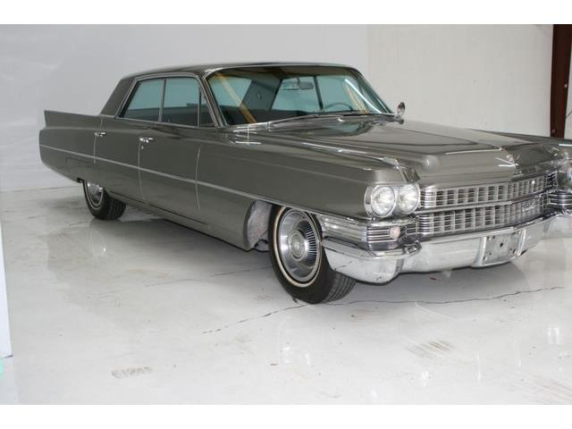 1963 Cadillac Series 62 (CC-1299636) for sale in Houston, Texas