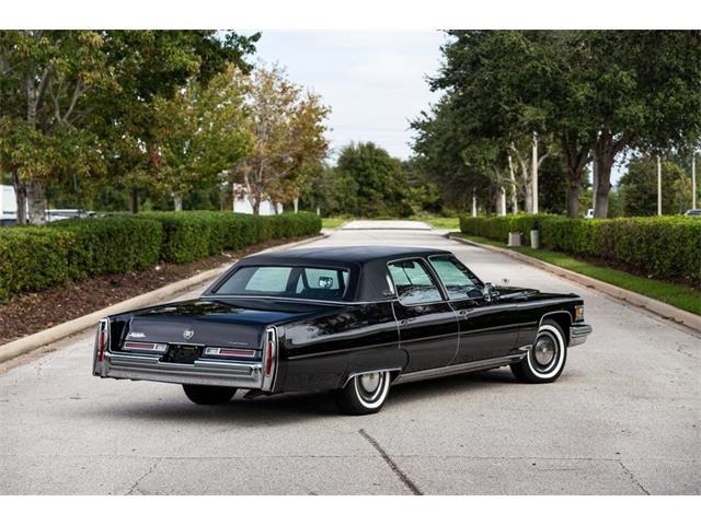 1976 Cadillac Fleetwood (CC-1299638) for sale in Orlando, Florida