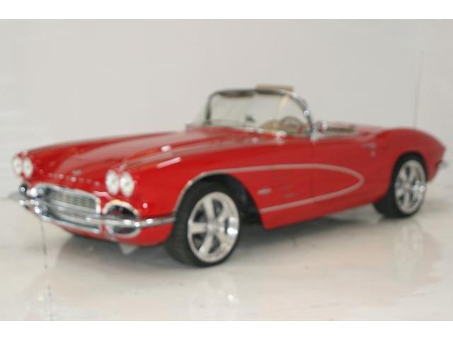 1961 Chevrolet Corvette (CC-1299639) for sale in Houston, Texas