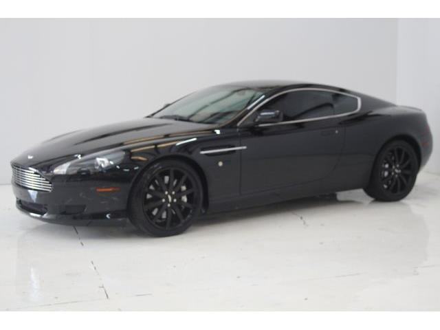 2005 Aston Martin DB9 (CC-1299641) for sale in Houston, Texas