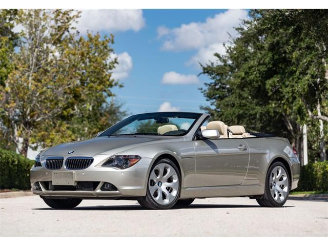 2005 BMW 645ci (CC-1299650) for sale in Orlando, Florida