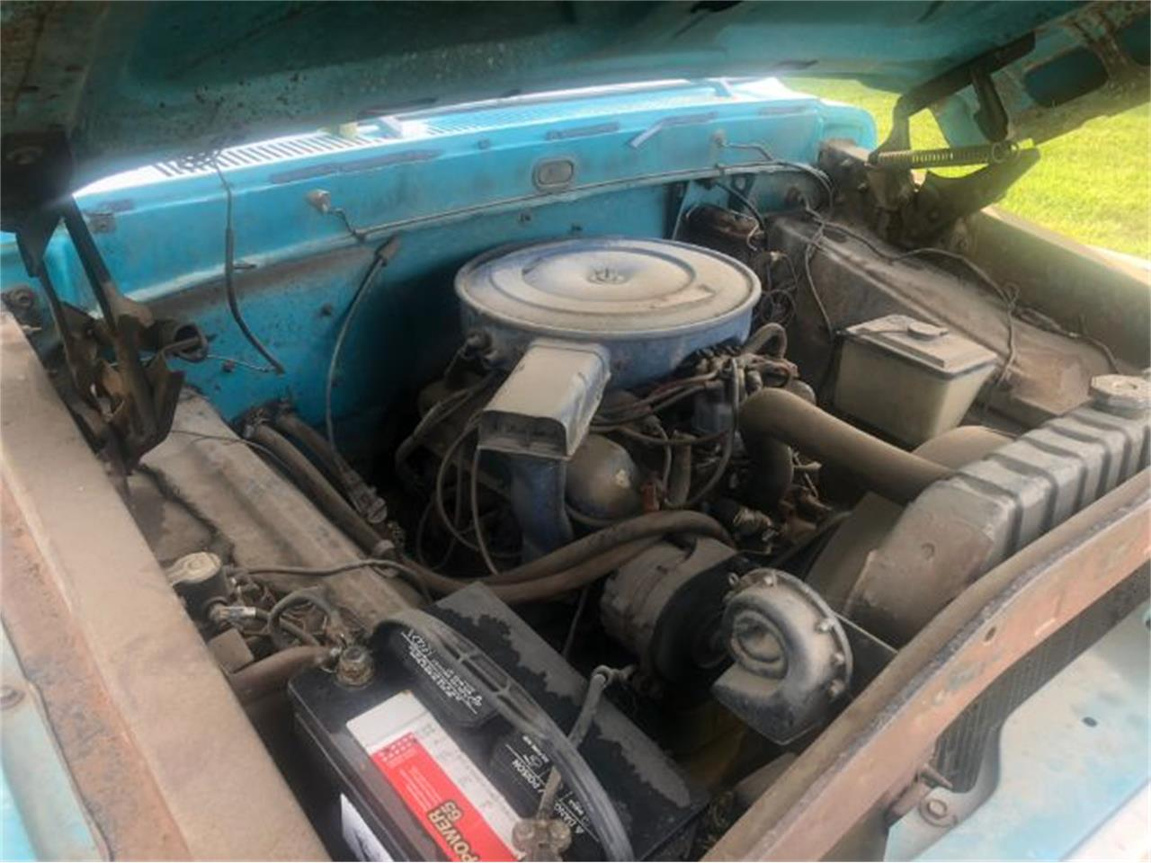 1971 Ford F100 (CC-1299655) for sale in Cadillac, Michigan